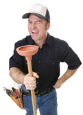 This plumber can fix your pipes drains and faucets